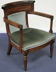 Armchair similar to this one