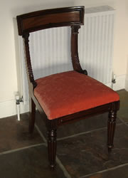 Two or four chairs wanted, similar to that shown