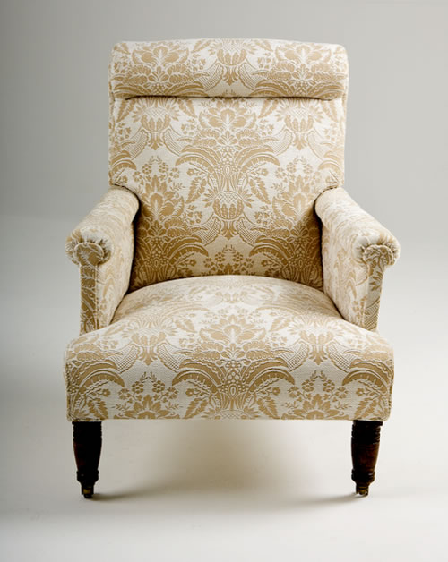 For Sale   Deep Seated Victorian Armchair