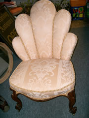 Shell Nursing Chair