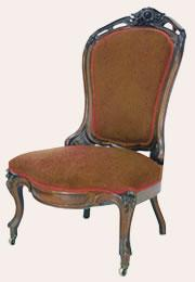Antique Slipper Chairs